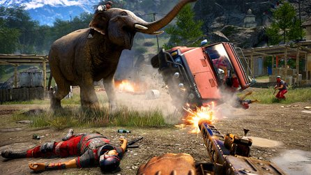 Far Cry 4 - Gameplay-Trailer: Überlebe Kyrat