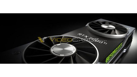 Geforce RTX 2080 Ti Founders Edition - Bild mit Dual-Fan-Kühler geleakt