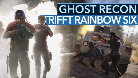 Ghost Recon: Wildlands - Video: Fazit zu den Rainbow-Six-Storymissionen
