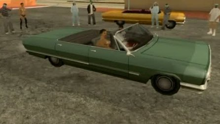 Grand Theft Auto: San Andreas - Test-Video