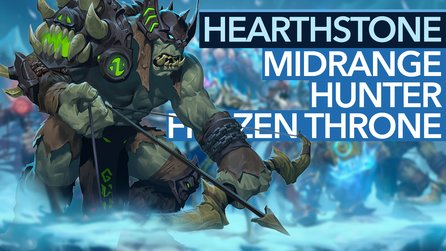 Hearthstone: Midrange Deathknight-Hunter - auch in Frozen Throne gut spielbar