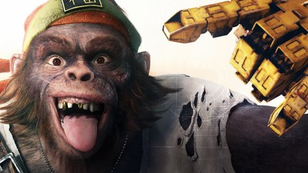 Beyond Good and Evil 2 - Gameplay-Video zeigt Kämpfe, Jetpack-Flüge und Koop-Armadas