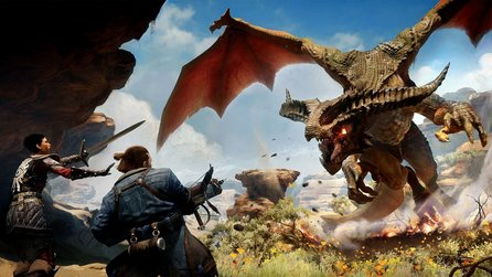 Dragon Age - Ex-Story-Autor der RPG-Serie veröffentlicht Fan-Fiction zu Inquisition
