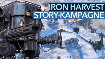 Iron Harvest - Vorschau-Video zum Singleplayer