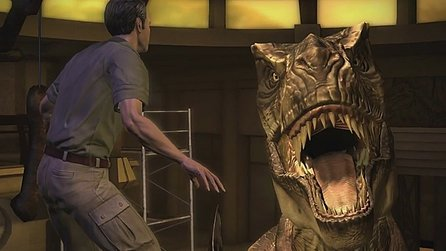 Jurassic Park: The Game - Dino-Action im Trailer