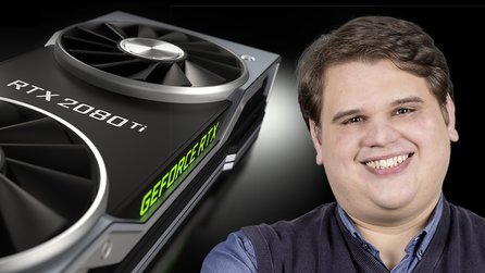 Nvidia Geforce RTX 2080 - It just works – oder halt nicht