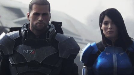 Mass Effect 3 - Render-Trailer: Take Earth Back!