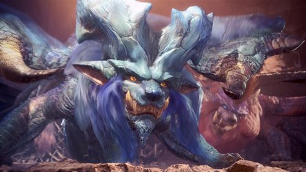 Monster Hunter World - Neues Monster: Drachenälteste Lunastra kämpft am liebsten zu zweit