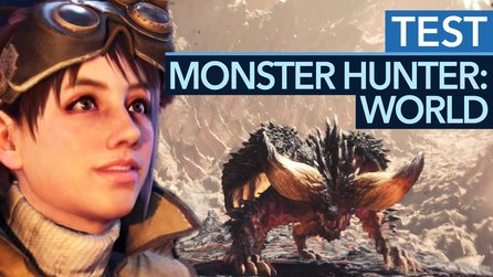 Monster Hunter: World - Test-Video: Ein fast perfektes Grind-Fest für den PC
