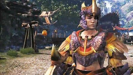Monter Hunter Online - Ankündigungs-Trailer: Free2Play-MMO mit CryEngine 3
