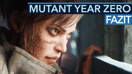 Mutant Year Zero Fazit Video Zum Besten Endzeit Spiel 2018 Gamestar