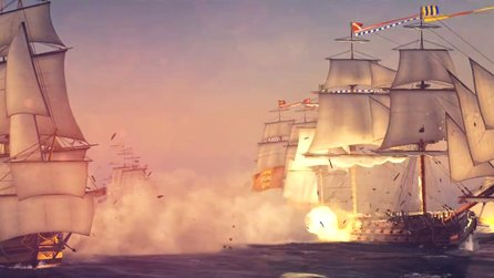 Naval Action - Trailer zum Early-Access-Start