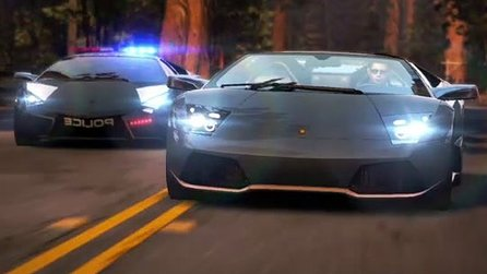 Need for Speed: Hot Pursuit - Trailer zeigt einige kostenlose Autos