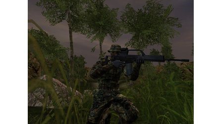 Battlefield Vietnam - Mod: Operation Peacekeeper