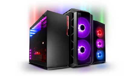 Pimp your PC - RGB Gaming-PCs von PCZentrum