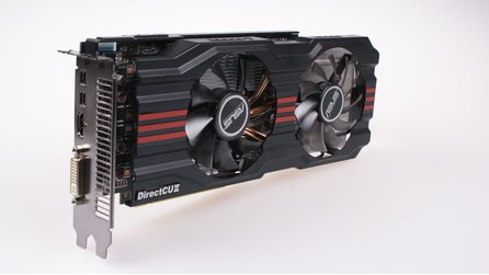 Asus Radeon HD 7850 Direct CU II