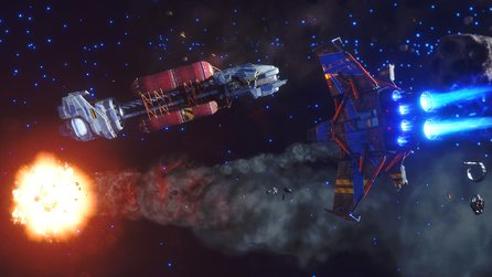 Rebel Galaxy Outlaw mit Maus und Tastatur gespielt - 7 Minuten neues Gameplay im Video