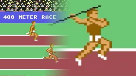 Retro Hall of Fame: Decathlon - Der Joystick-Killer