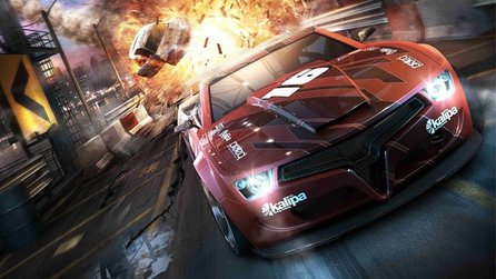 Split/Second: Velocity - Test-Video zum explosiven Rennspiel