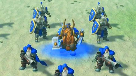 StarCraft 2 - Ingame-Trailer zum Warcraft-3-Mod »Armies of Azeroth«