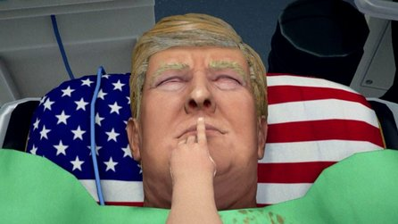 Surgeon Simulator - Trailer zum Donald-Trump-DLC