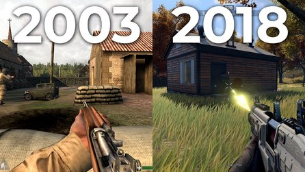15 Jahre Call of Duty