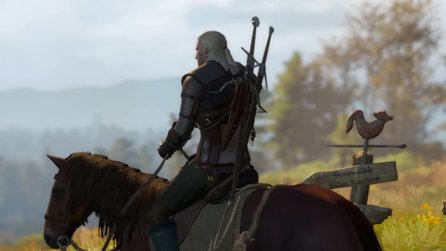 The Witcher 3 für Nintendo Switch - Trailer zeigt Geralt als Switcher