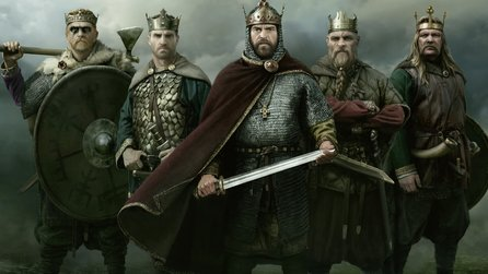 Total War Saga: Thrones of Britannia - Neues Total War im Mittelalter angekündigt
