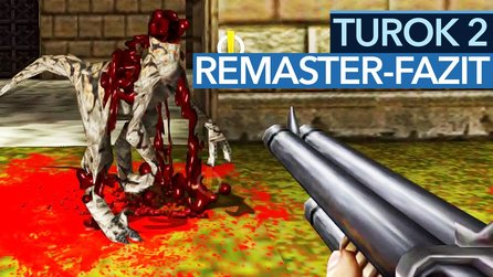 Turok 2 - Video: Was dieses PC-Remaster so gut macht
