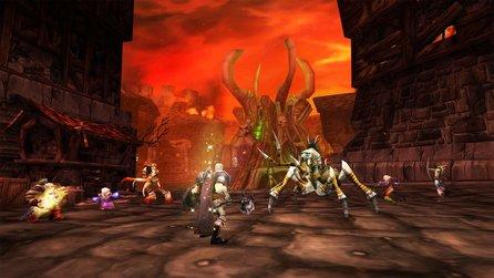 So Kommt Ihr In Die Beta Fur World Of Warcraft Classic