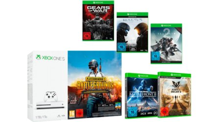 Xbox One S, PlayStation 4, Nintendo Switch - Bundle-Aktionen bei Saturn.de
