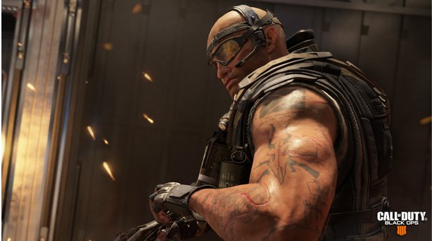 <b>Call of Duty: Black Ops 4</b><br>Multiplayer Charakter Ajax