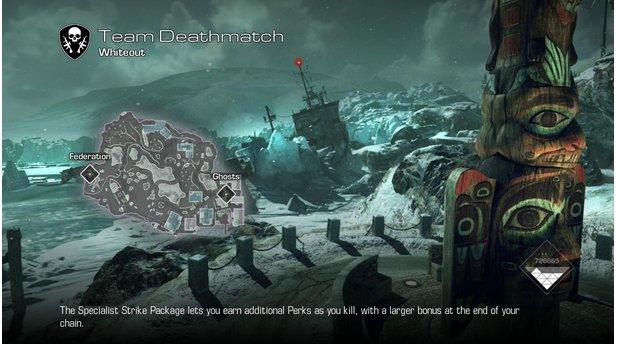 Call of Duty: Ghosts - Namen der vier kommenden Map-Packs offenbar Call Of Duty Ghosts Map Pack on