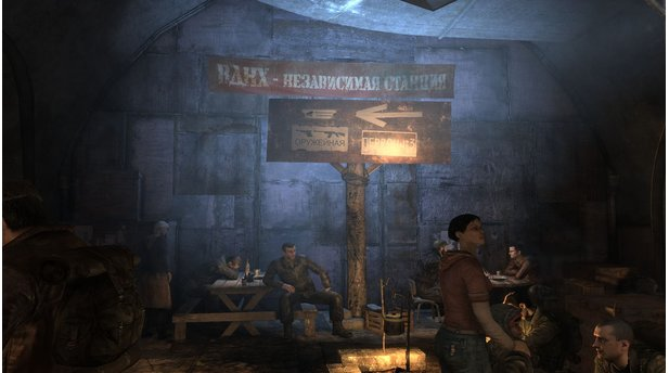 Metro 2033 - Die Stationen: WDNCh