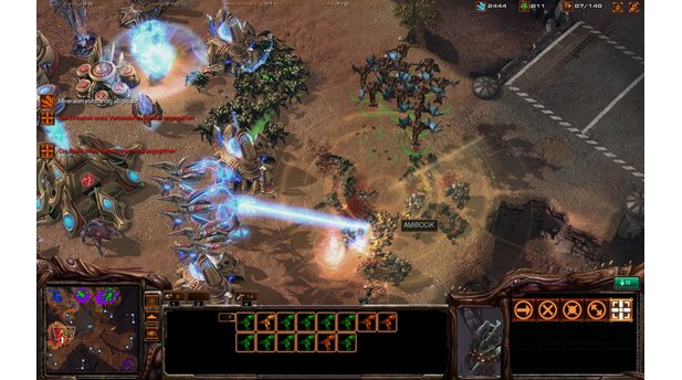 Starcraft 2: Wings of Liberty Multiplayer