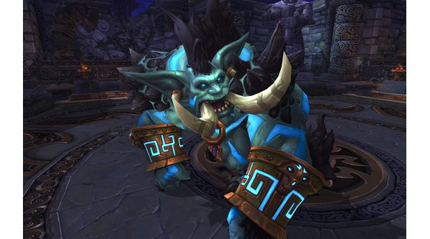 World of WarCraft Patch 5.2