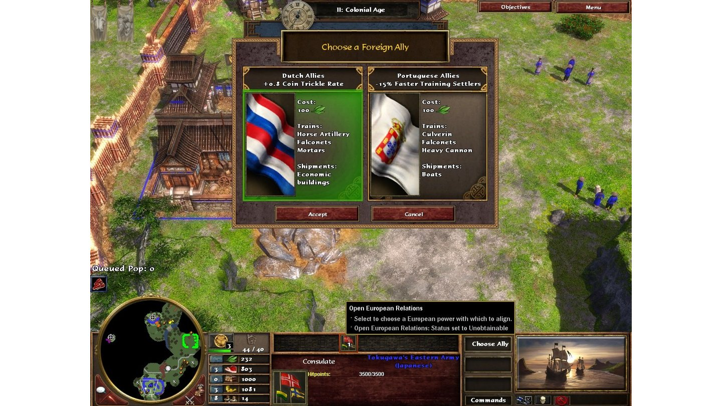 Age of Empire 3: Asian Dynasties 30