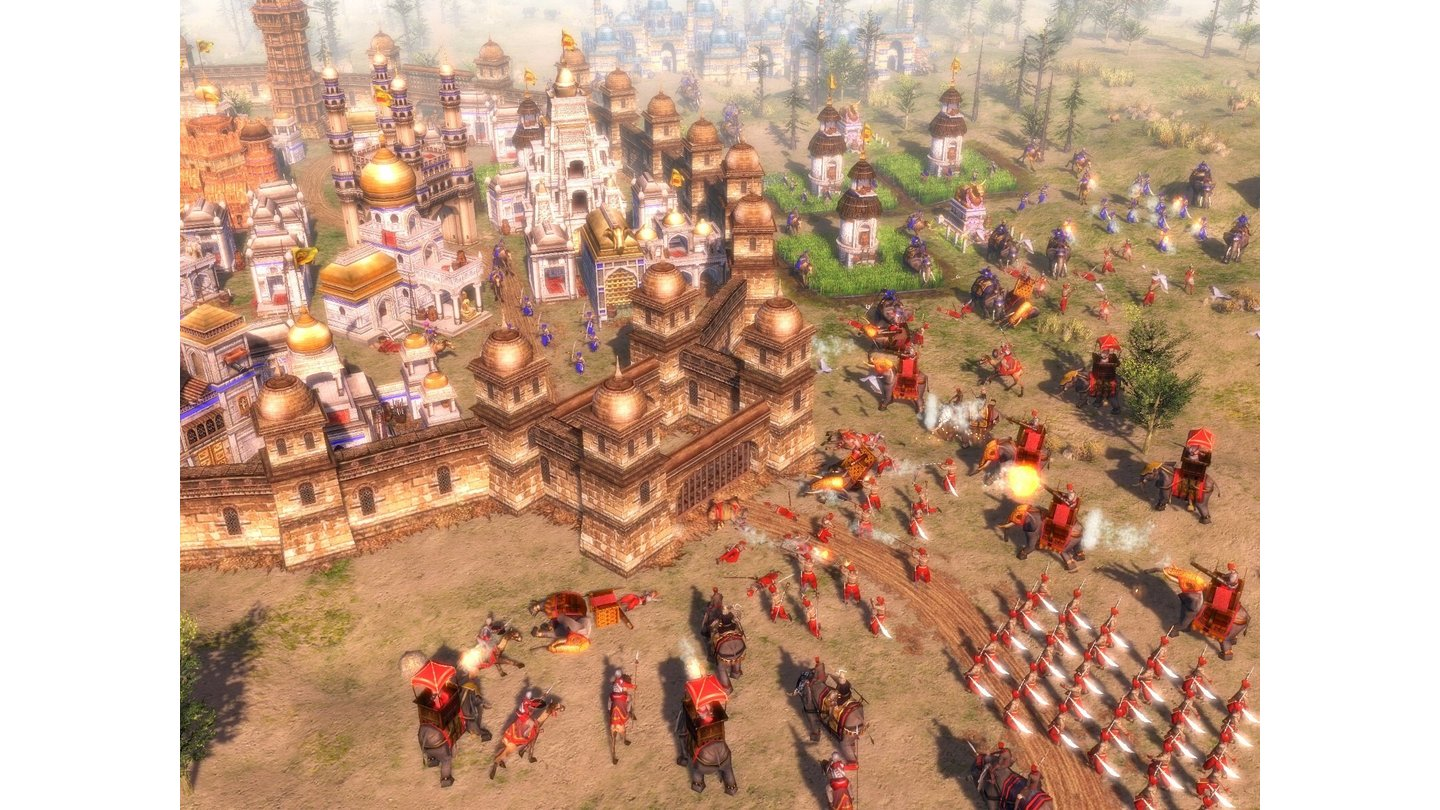 Age of Empires 3: The Asian Dynasties 3