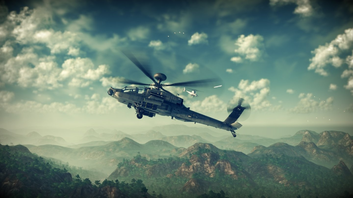 Apache: Air Assault