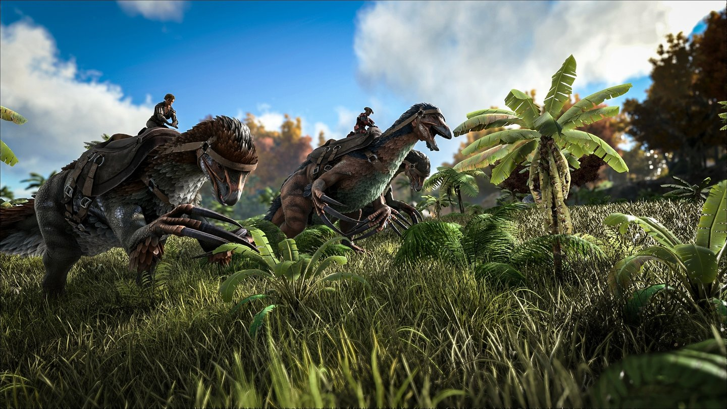 ARK: Survival Evolved - Screenshots zum Update 253