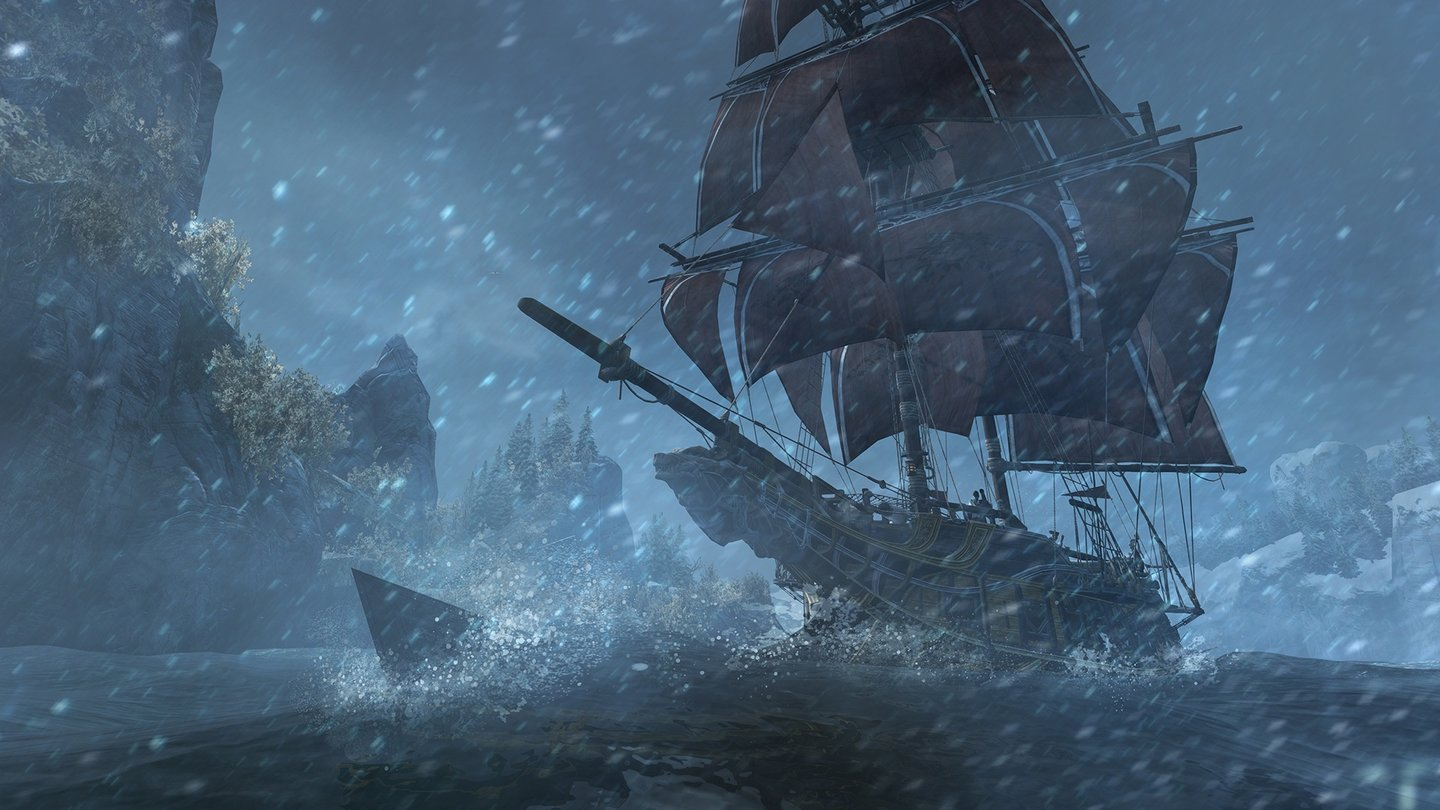 Assassin's Creed Rogue - PC-Screenshots