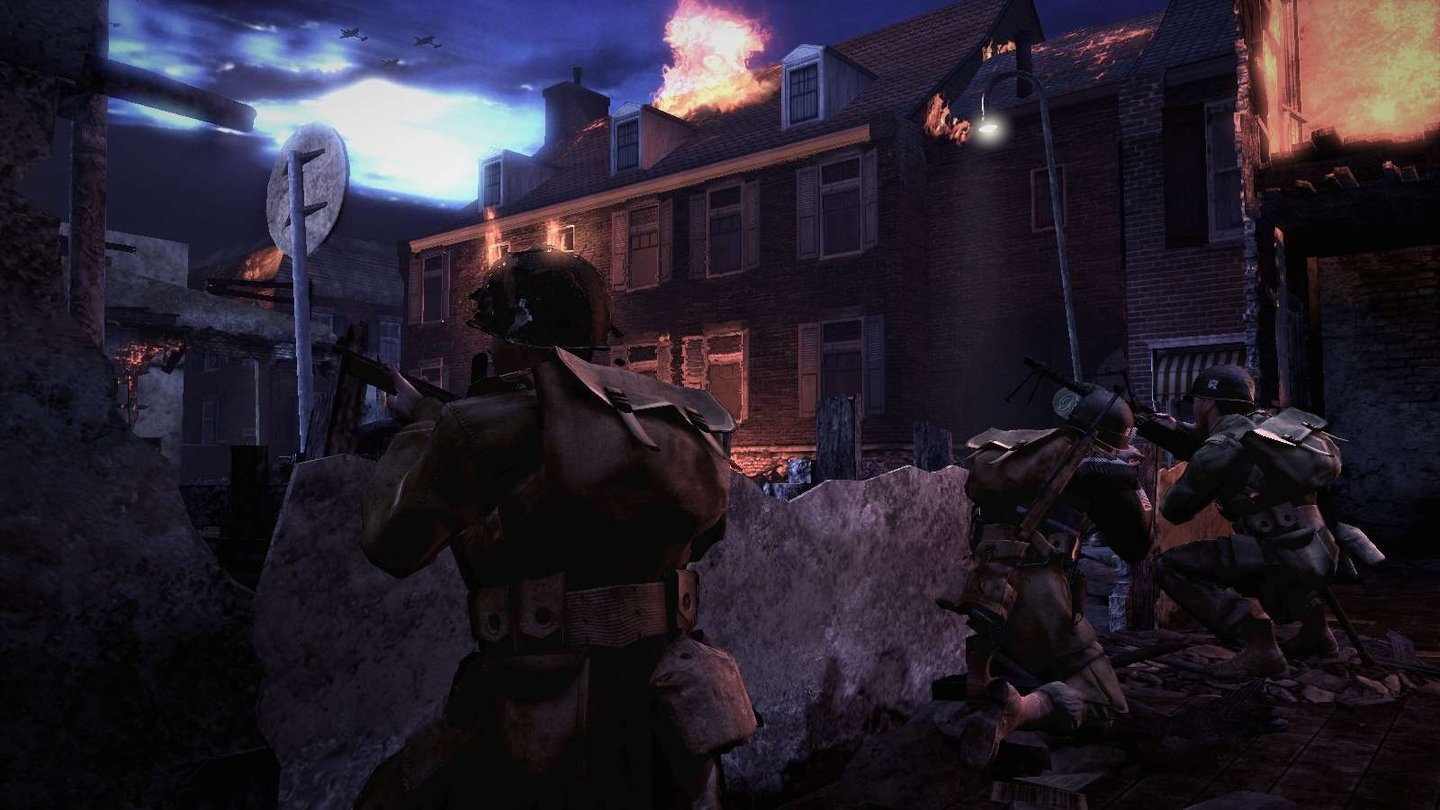 Brothers in Arms: Hell's Highway_4