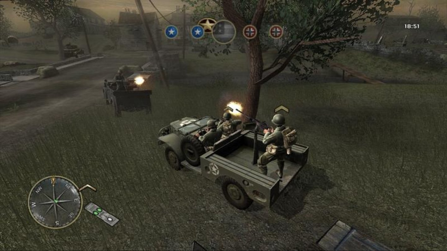 call of duty 3 wii 12
