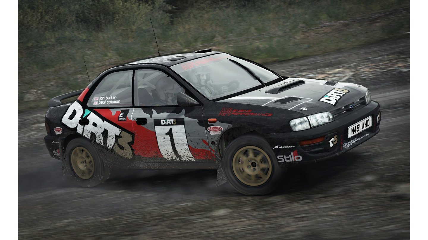 Dirt Rally - Screenshots zum Release der PC-Version