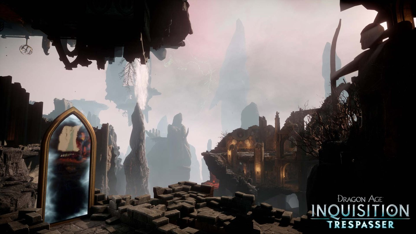 Dragon Age: Inquisition - DLC »Eindringling« - Screenshots