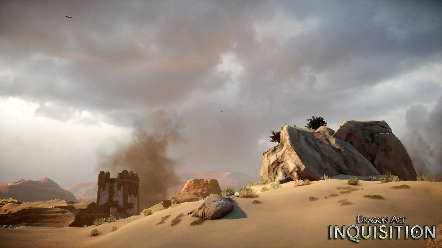 Dragon Age InquisitionScreenshots von der Region »The Western Approach«