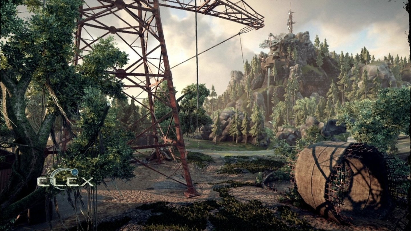 Elex - Screenshots von World of Elex