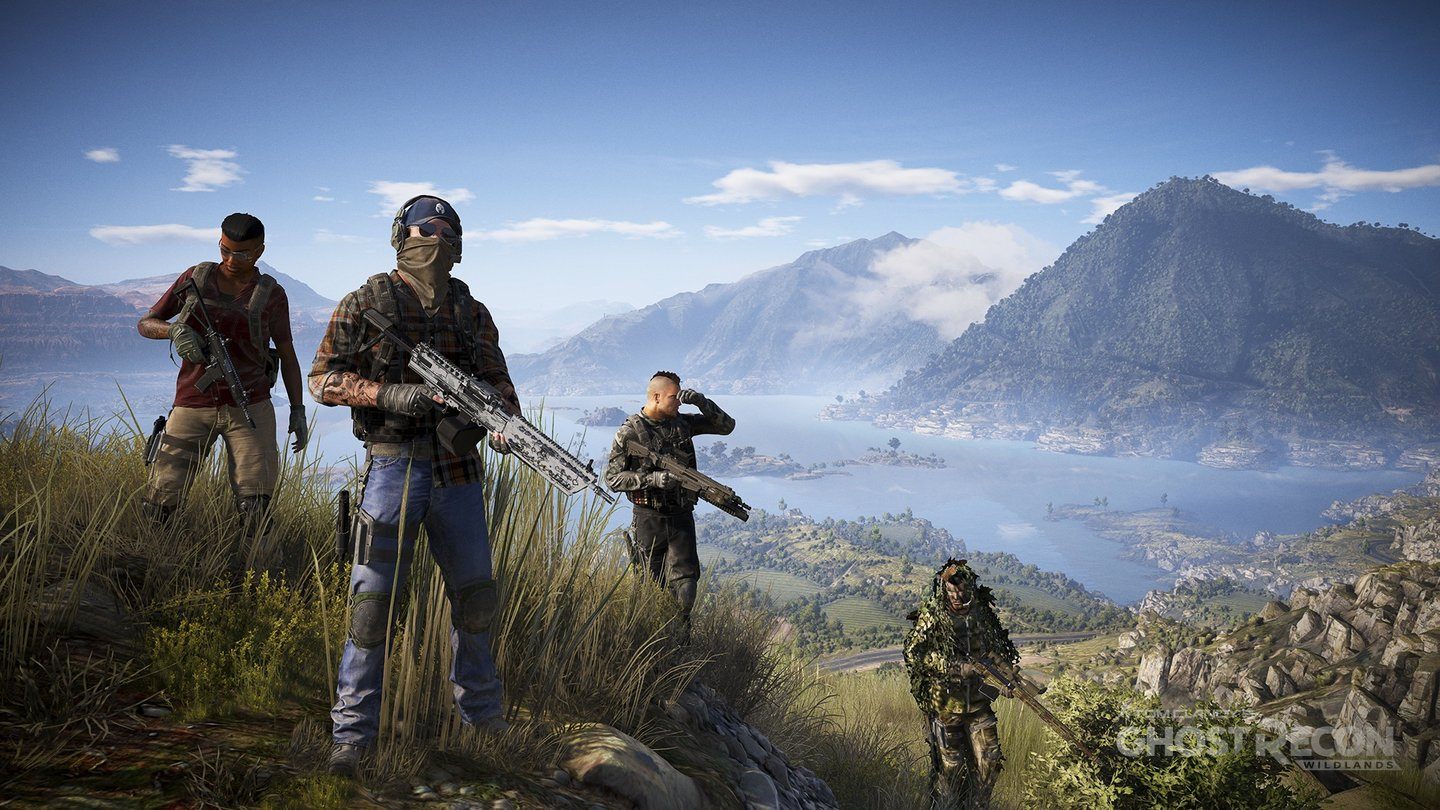 Ghost Recon: Wildlands - Gamescom-Screenshots