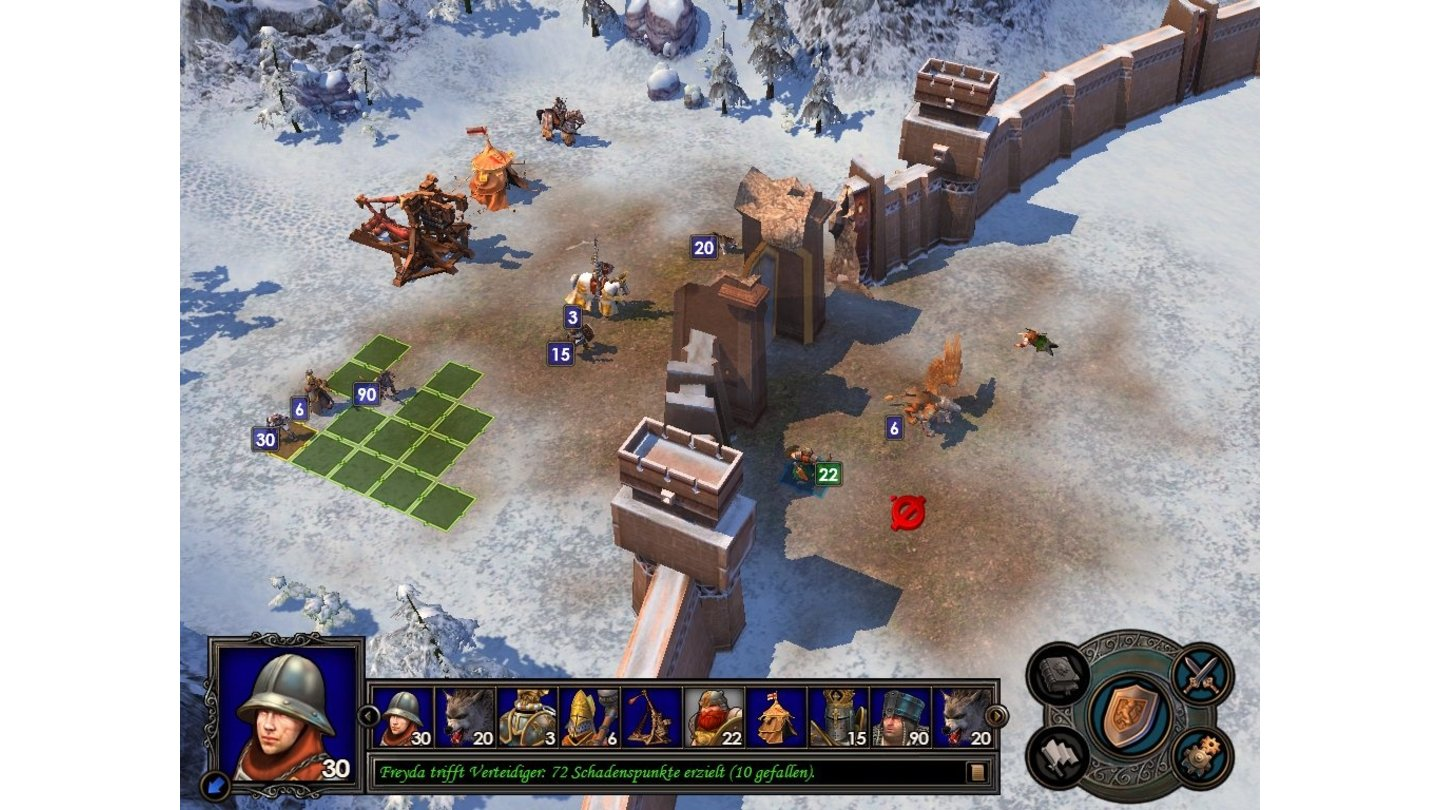 Heroes 5 Hammers of Fate 20