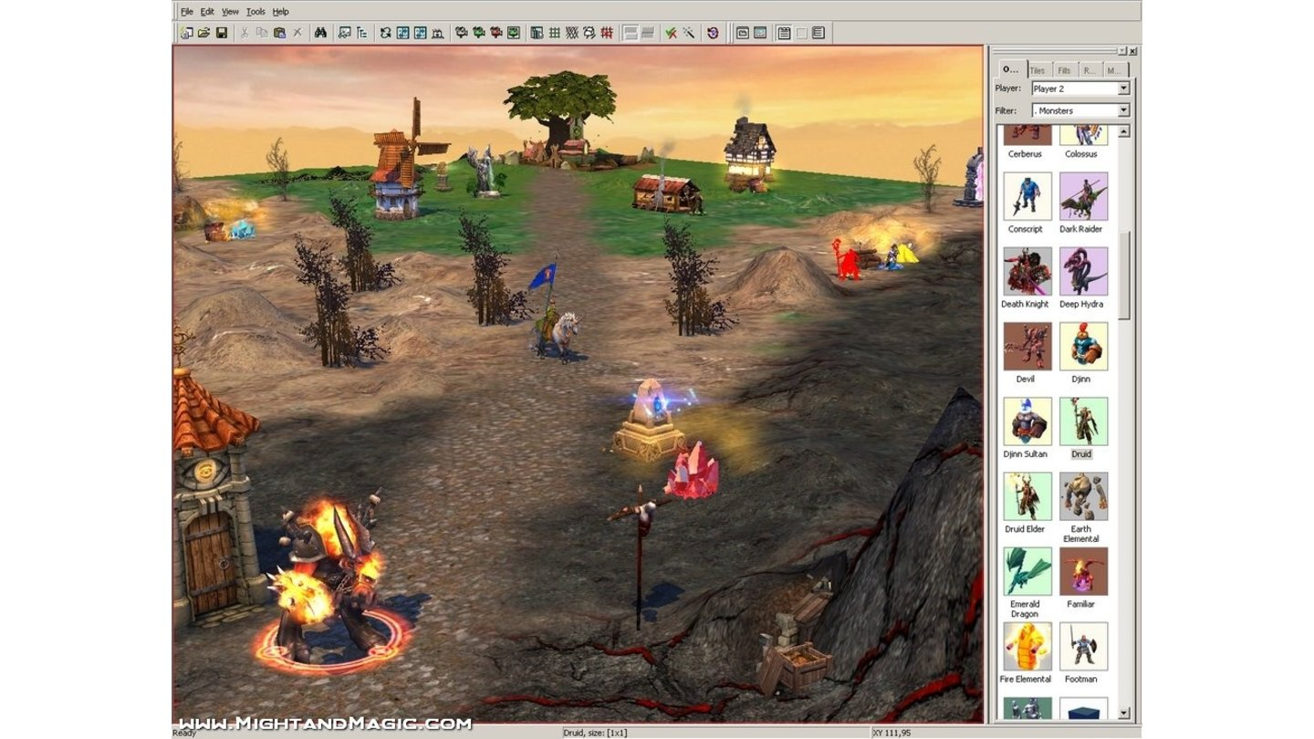 Heroes of Might & Magic 5 4